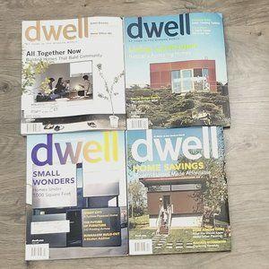 Dwell Magazine 2007-2008